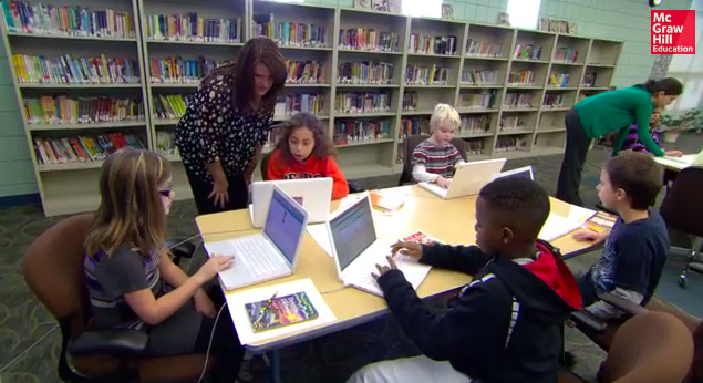 "Students at Eugene Elementary School in Rock Island, IL use Acuity, which they say ""feels like fun!"""